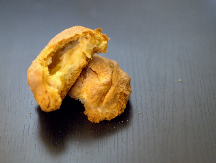 custard cookie