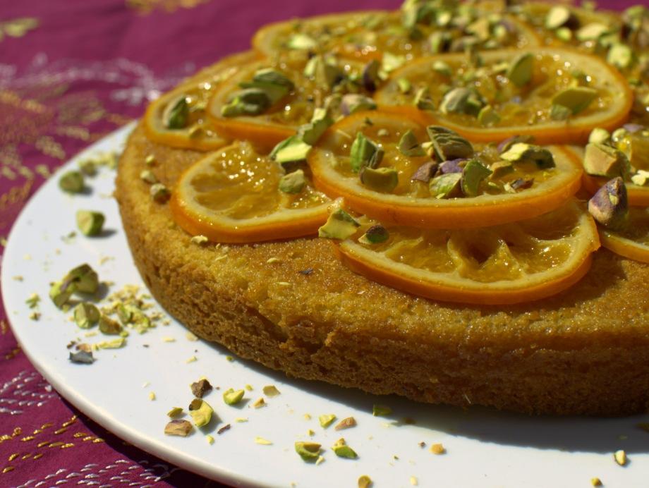 Fresh Oranges Cake Recipes